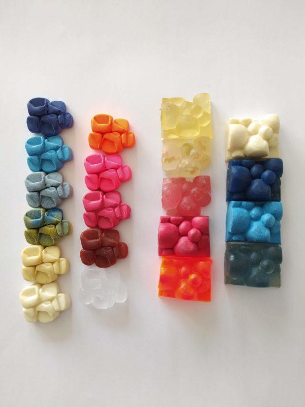 curso de moldes de silicona y resinas